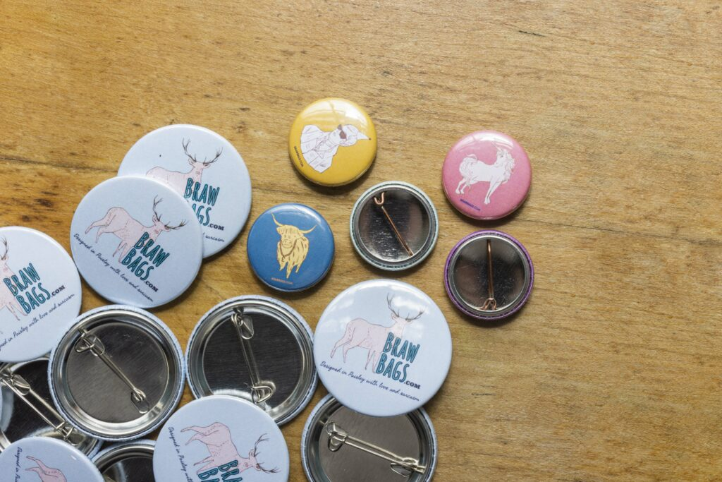 All The Braw Badges